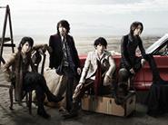 Pressefoto L'Arc~en~Ciel Album BUTTERFLY 2012