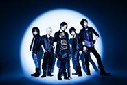 Pressefoto Lc5, Single Refrain und Story, Oshare Kei, Miku, Reo, Yumeji, Sato, Aki, 2011, aufgenommen in Japan.