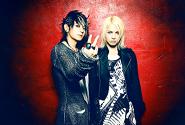 Pressefoto VAMPS, Album BEAST, Hyde, K.A.Z, aufgenommen in Japan, 2010