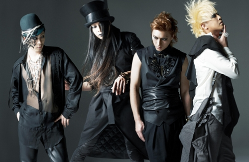 Pressefoto MUCC MOTHER 2012